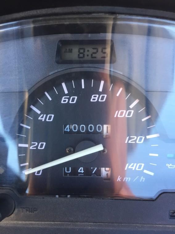 40000キロ-4